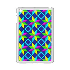 Pattern Star Abstract Background Ipad Mini 2 Enamel Coated Cases by Pakrebo