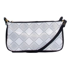 Seamless Background Abstract Vector Shoulder Clutch Bag