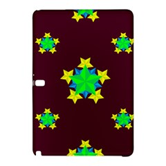 Pattern Star Vector Multi Color Samsung Galaxy Tab Pro 10 1 Hardshell Case