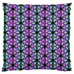 Geometric Patterns Triangle Seamless Large Cushion Case (one Side)