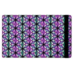 Geometric Patterns Triangle Seamless Apple Ipad 2 Flip Case