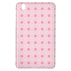 Traditional Patterns Pink Octagon Samsung Galaxy Tab Pro 8 4 Hardshell Case