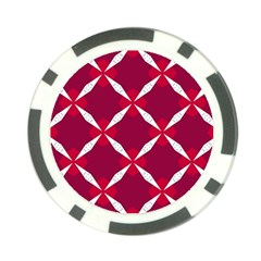 Christmas Background Wallpaper Poker Chip Card Guard