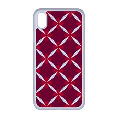 Christmas Background Wallpaper Apple Iphone Xr Seamless Case (white)