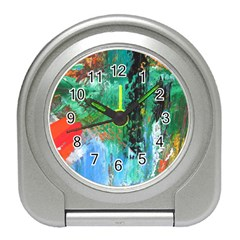 Garden 2 Travel Alarm Clock