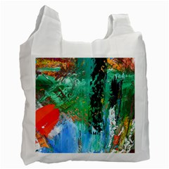 Garden 2 Recycle Bag (two Side)