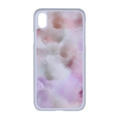 Abstract Watercolor Seamless Apple Iphone Xr Seamless Case (white)