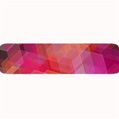 Abstract Background Texture Large Bar Mats