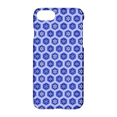 A Hexagonal Pattern Apple Iphone 7 Hardshell Case