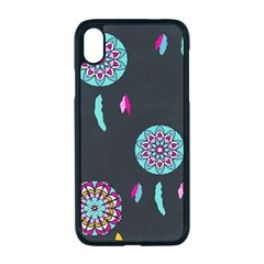 Dreamcatcher Seamless American Apple Iphone Xr Seamless Case (black)