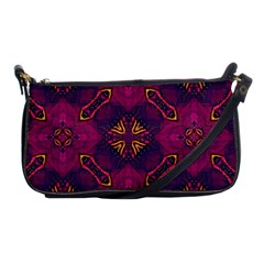 Backdrop Background Cloth Colorful Shoulder Clutch Bag