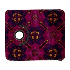 Backdrop Background Cloth Colorful Samsung Galaxy S  Iii Flip 360 Case