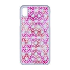 Traditional Patterns Hemp Pattern Apple Iphone Xr Seamless Case (white)