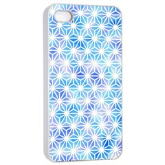 Traditional Patterns Hemp Pattern Apple Iphone 4/4s Seamless Case (white)
