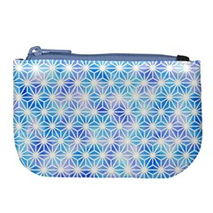 Traditional Patterns Hemp Pattern Large Coin Purse