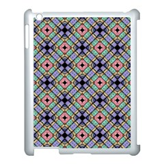 Pattern Wallpaper Background Apple Ipad 3/4 Case (white)