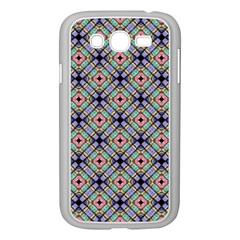 Pattern Wallpaper Background Samsung Galaxy Grand Duos I9082 Case (white)