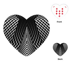 Concept Graphic 3d Model Fantasy Playing Cards (heart)