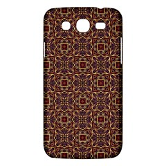Pattern Decoration Art Ornate Samsung Galaxy Mega 5 8 I9152 Hardshell Case