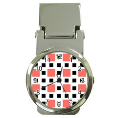 Squares On A Mission Money Clip Watches by TimelessFashion