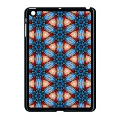 Pattern Tile Background Seamless Apple Ipad Mini Case (black)