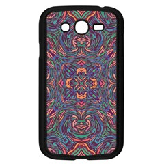 Tile Repeating Colors Textur Samsung Galaxy Grand Duos I9082 Case (black) by Pakrebo