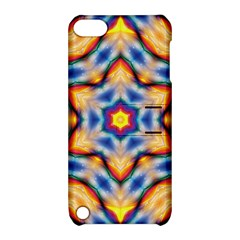 Pattern Abstract Background Art Apple Ipod Touch 5 Hardshell Case With Stand