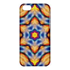 Pattern Abstract Background Art Apple Iphone 5c Hardshell Case