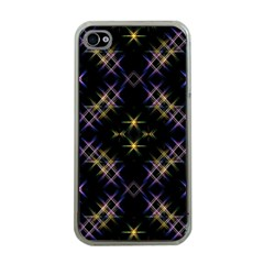 Seamless Background Abstract Vector Apple Iphone 4 Case (clear)