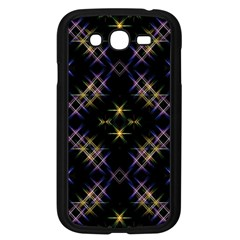 Seamless Background Abstract Vector Samsung Galaxy Grand Duos I9082 Case (black)