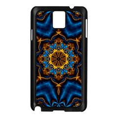 Pattern Abstract Background Art Samsung Galaxy Note 3 N9005 Case (black)