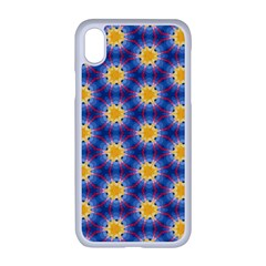 Graphic Pattern Seamless Apple Iphone Xr Seamless Case (white)