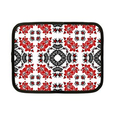 Ornament Seamless Pattern Element Netbook Case (small)