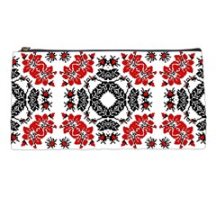Ornament Seamless Pattern Element Pencil Cases