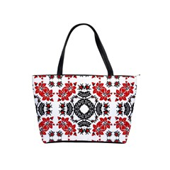 Ornament Seamless Pattern Element Classic Shoulder Handbag