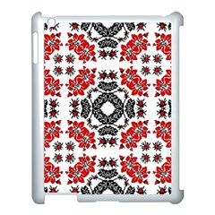 Ornament Seamless Pattern Element Apple Ipad 3/4 Case (white)