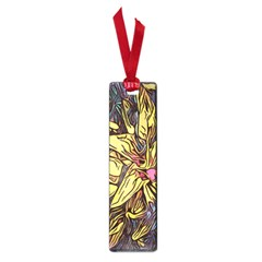 Lilies Abstract Flowers Nature Small Book Marks