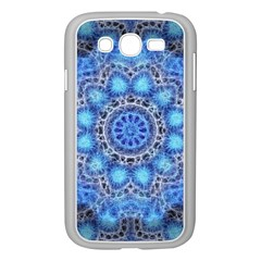 Fractal Mandala Abstract Samsung Galaxy Grand Duos I9082 Case (white)