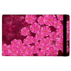 Cherry Blossoms Floral Design Apple Ipad 2 Flip Case