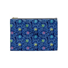Floral Design Asia Seamless Pattern Cosmetic Bag (medium) by Pakrebo