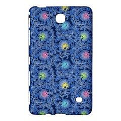 Floral Design Asia Seamless Pattern Samsung Galaxy Tab 4 (7 ) Hardshell Case