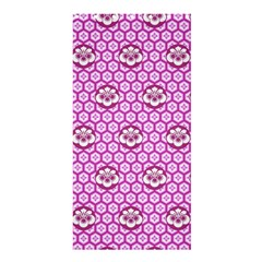 Paulownia Flowers Japanese Style Shower Curtain 36  X 72  (stall)