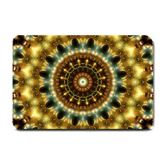 Pattern Abstract Background Art Small Doormat