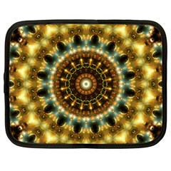Pattern Abstract Background Art Netbook Case (xxl)