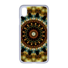 Pattern Abstract Background Art Apple Iphone Xr Seamless Case (white)