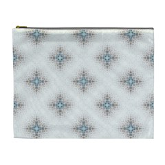 Seamless Pattern Pattern Bubble Wrap Cosmetic Bag (xl)
