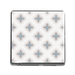 Seamless Pattern Pattern Bubble Wrap Memory Card Reader (square 5 Slot) by Pakrebo