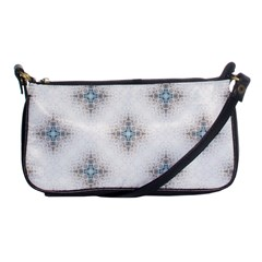 Seamless Pattern Pattern Bubble Wrap Shoulder Clutch Bag