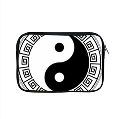 Yin Yang Eastern Asian Philosophy Apple Macbook Pro 15  Zipper Case by Pakrebo