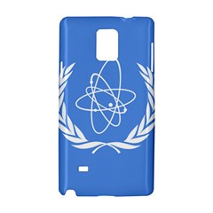 Flag Of Iaea Samsung Galaxy Note 4 Hardshell Case